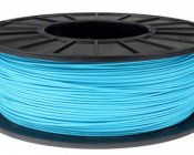 3D PLA Пластик WANHAO Blue 1.75mm 1kg