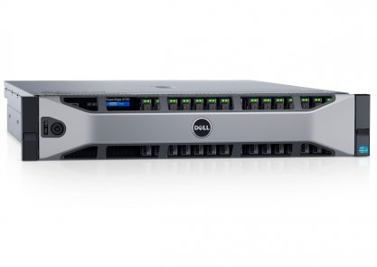 Сервер DELL PowerEdge R730
