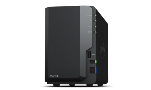 NAS-сервер Synology DS218+