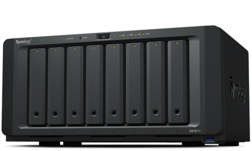 NAS-сервер Synology DS1817+(2Gb)
