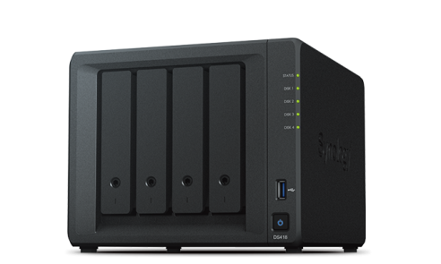 NAS-сервер Synology DS418