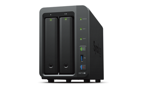 NAS-сервер Synology DS718+
