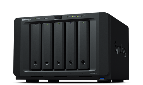 NAS-сервер Synology DS1517+(plus) (8GB)